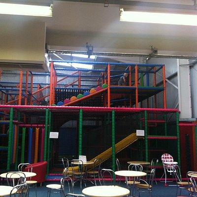 big play area