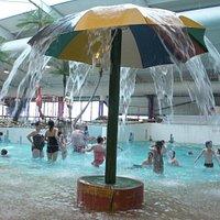 Fun at Waterworld Bundoran!