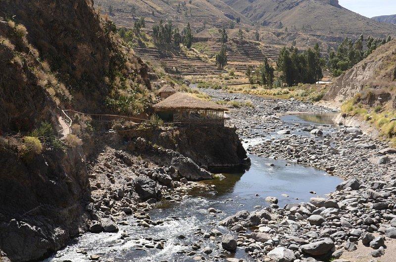 Sector Termas de Chacapi