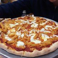 Ziti Pizza