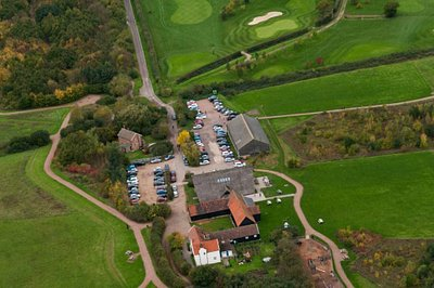 Aerial View of the Centre (2011)