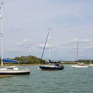 Deepwater Swinging Moorings at WicorMarine Yacht Haven