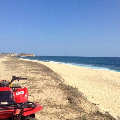 Ocean view ATV Tour