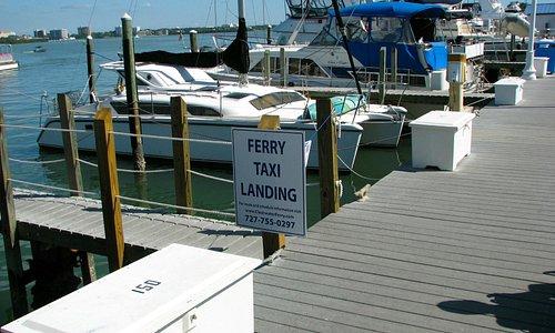 Taxi spot