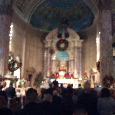 St Lucy's wedding