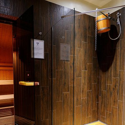 Erato Wellness Sestriere - sauna