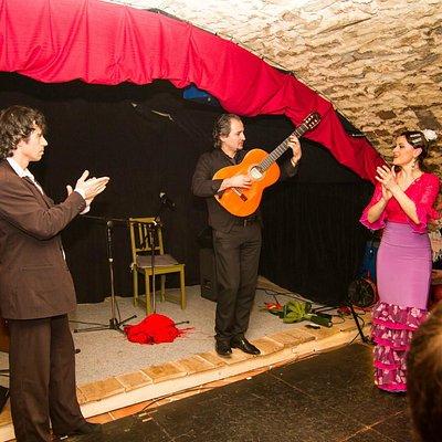 Flamenco - tanec a rytmika
