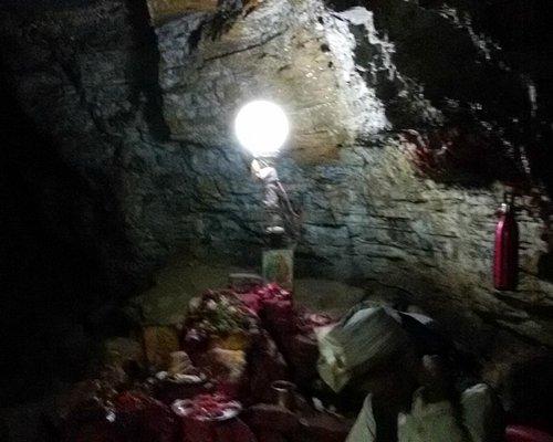 at Mahendra cave