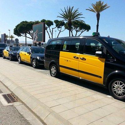 Our Mercedes fleet