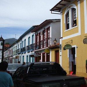Rua Direita - Mariana MG