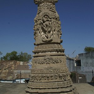 Carvings on the Torans