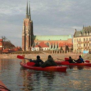 Odra River - Kayak Tours
