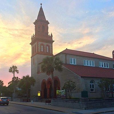 United Methodist Church St. Augustine