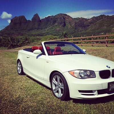 BMW 128i Call for Rental Rates