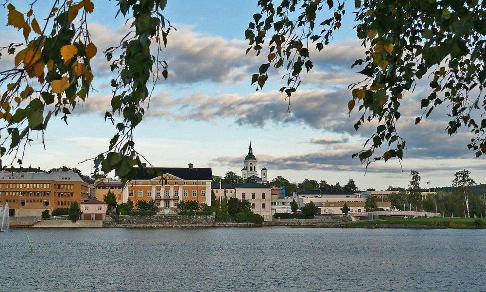 Härnösand - прогулки по городу