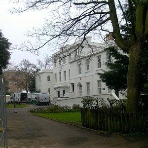 Pierremont Park House