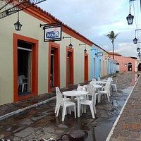 Sorveteria Araújo no porto das barcas