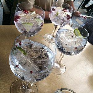 Tarde de Gin Tonic