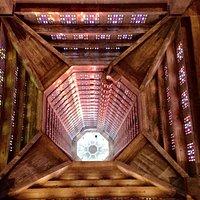 Intérieur du clocher