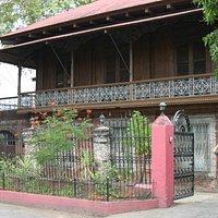 Outdoor view of Casa Mariquit