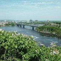 La rivière Outaouais