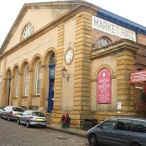 Scarborough Market Hall & Vaults