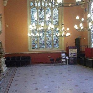 The Weston Room