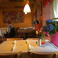 Cafe chic at Frittata