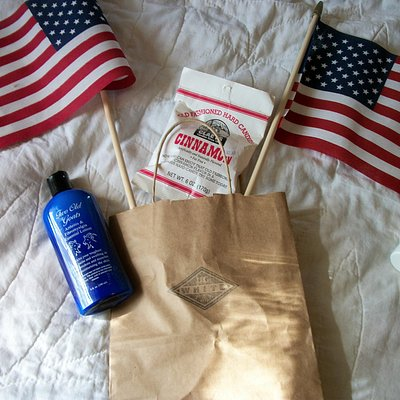 Goodies from the UG White Mercantile