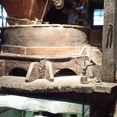 Antico mulino ad acqua di Bienno