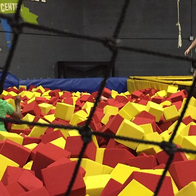 Great Fun.....jumping..!