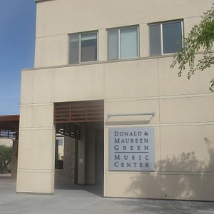 Green Music Center - Rohnert Park, Ca