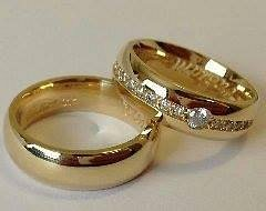 Buy Gold Couple Rings in Jaipur at K.L. Jewellers Jaipur Jewelry Shop