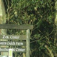 Green Gulch Farm, Muir Beach, Ca