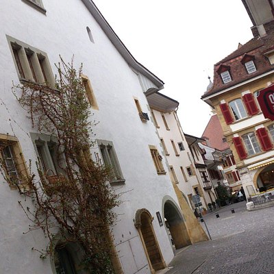 Murten - Old town