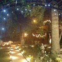 Sanguientti Garden Wedding Venue