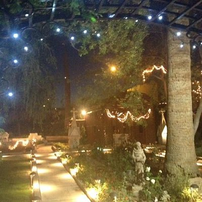 Sanguientti Garden Wedding Venue