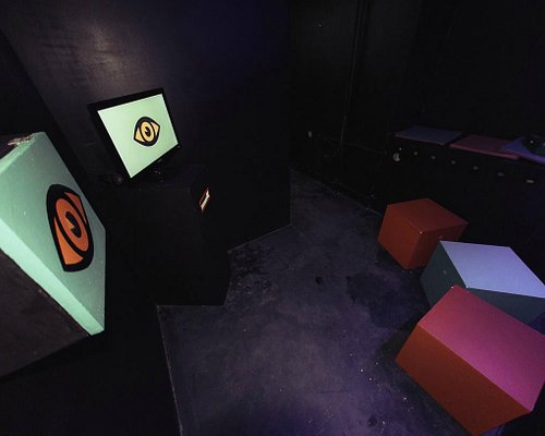 The Precrime presentation center is waiting for you