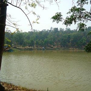 Lovely lake.