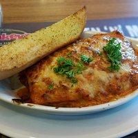 Shakey's Prima Lasagna