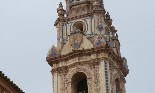 Torre Iglesia de Santa Ana