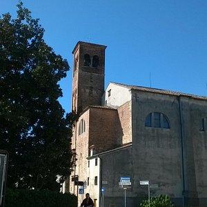 Padova, chiesa ognissanti