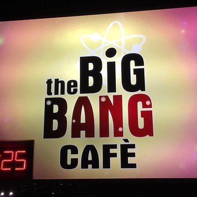 The Big Bang Cafe