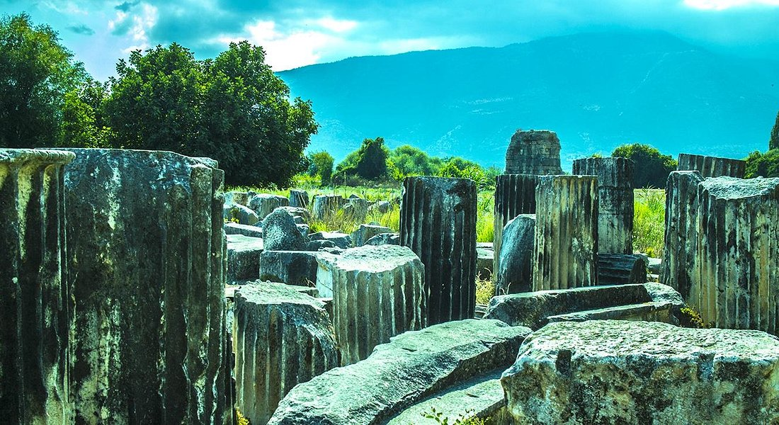 Lymyra Antik Kenti