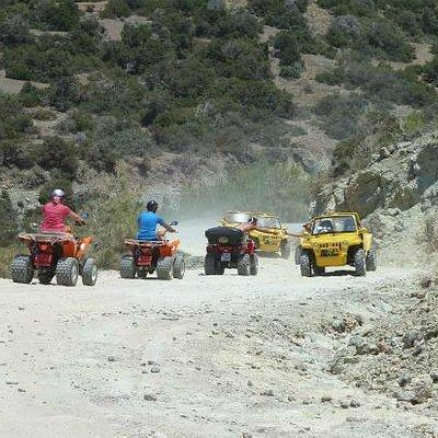 quads meet jeeps