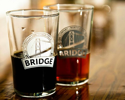 We have over 10 beers on tap available for tasting.