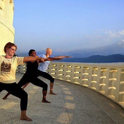 Yoga Nepal Retreat 2014