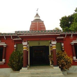 The beautiful Buddhist Venuban Vihar.