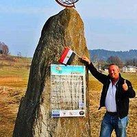 Mein Besuch am Denkmal in Zwiesel