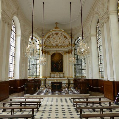 Aubigné Chapel